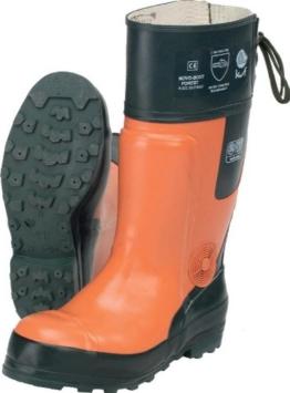 Schnittschutzstiefel Forststiefel Novo Boot - 1