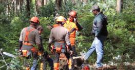 Persönliche Schnittschutz Ausrüstung - PSA Forst